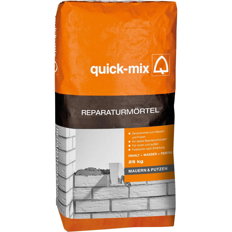 Quick Mix Reparaturmortel 25 Kg Kaufen Bei Obi