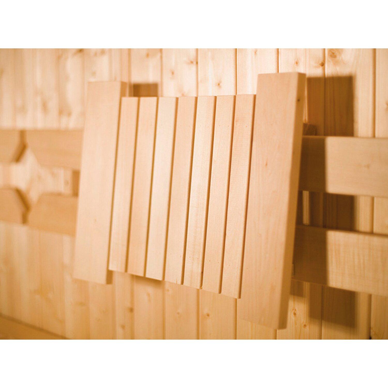 Weka Verschiebbare Rückenlehne 46 x 35 cm | Bad > Sauna & Zubehör > Sauna-Zubehör | Weka