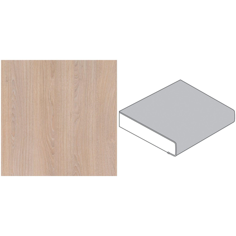 arbeitsplatte 60 cm x 2 9 cm limburg eiche ei262 pof max 4 1 m kaufen bei obi. Black Bedroom Furniture Sets. Home Design Ideas