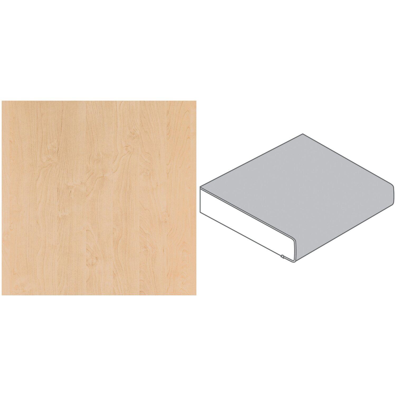 Arbeitsplatte Birke Massiv arbeitsplatte 60 cm x 3,9 cm birke geplankt (bk373 fb) max. 4,1 m