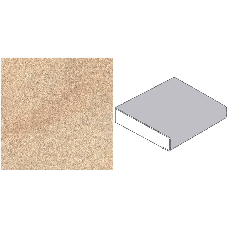 arbeitsplatte 60 cm x 2 9 cm sandstein beige s337 cr max 4 1 m kaufen bei obi. Black Bedroom Furniture Sets. Home Design Ideas