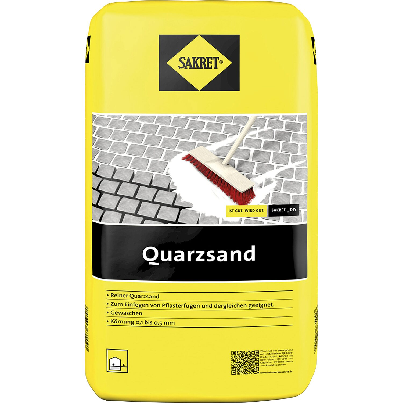 Sakret  Quarzsand 25 kg