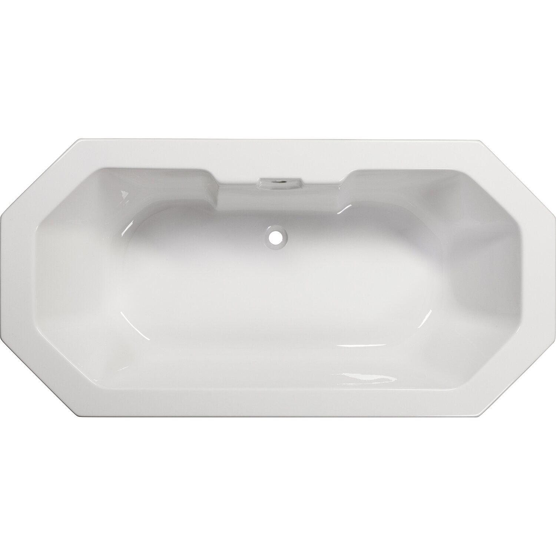 sanoacryl badewanne nikos wei 180 cm x 90 cm kaufen bei obi. Black Bedroom Furniture Sets. Home Design Ideas