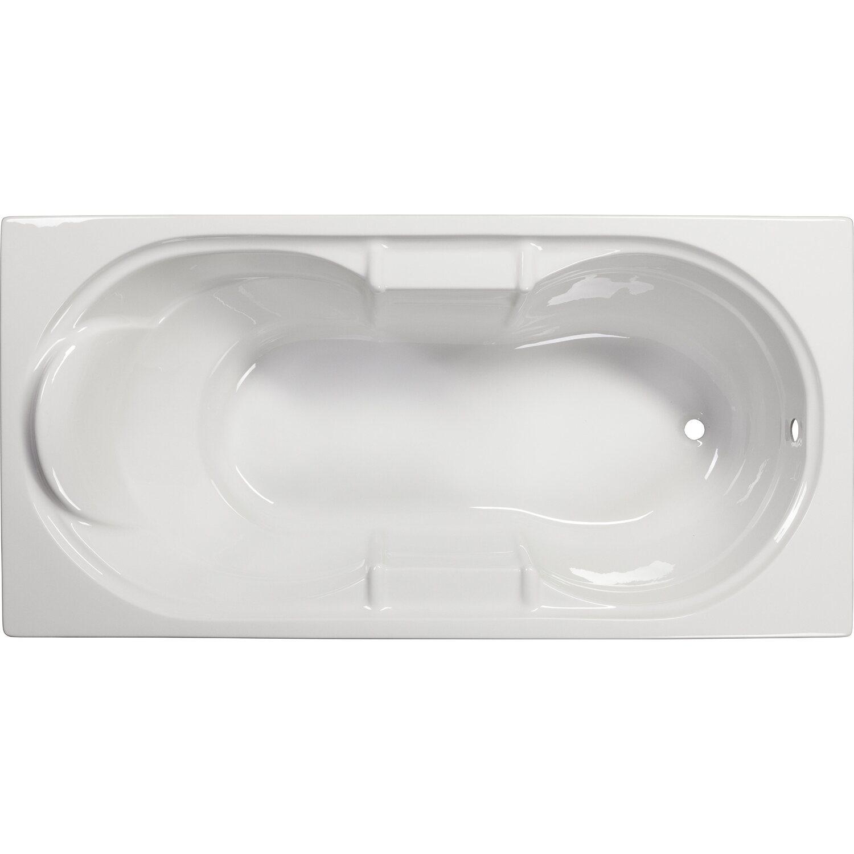 sanoacryl badewanne manchester wei 180 cm x 90 cm kaufen bei obi. Black Bedroom Furniture Sets. Home Design Ideas