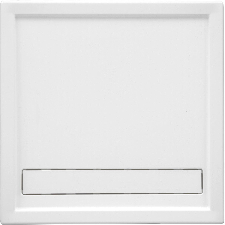 Duschwanne Fashion-Board 80 cm x 100 cm
