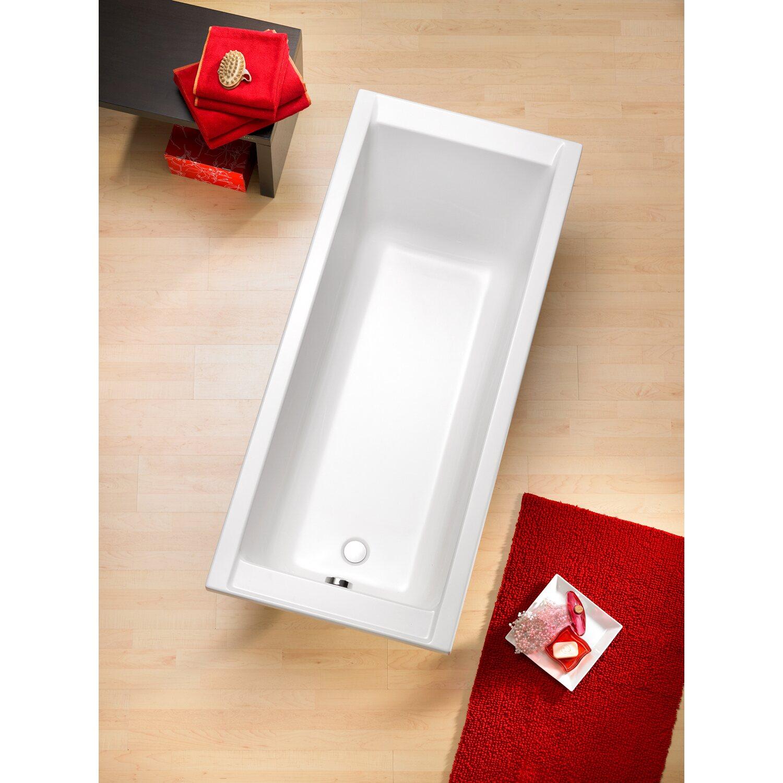 badewanne costa 150 cm x 70 cm kaufen bei obi. Black Bedroom Furniture Sets. Home Design Ideas