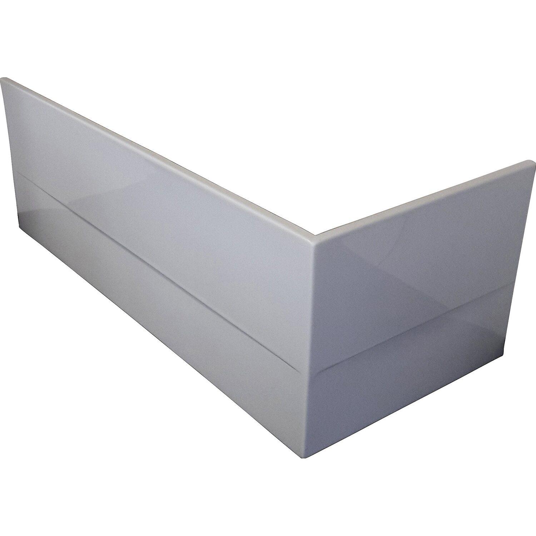 Acrylschürze zu Badewanne Porta 170 cm Rechts