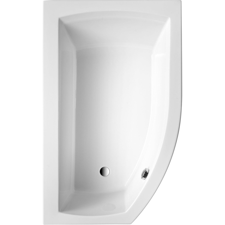 Beliebt Badewanne Cedros 160 cm x 98 cm Typ A kaufen bei OBI SP83