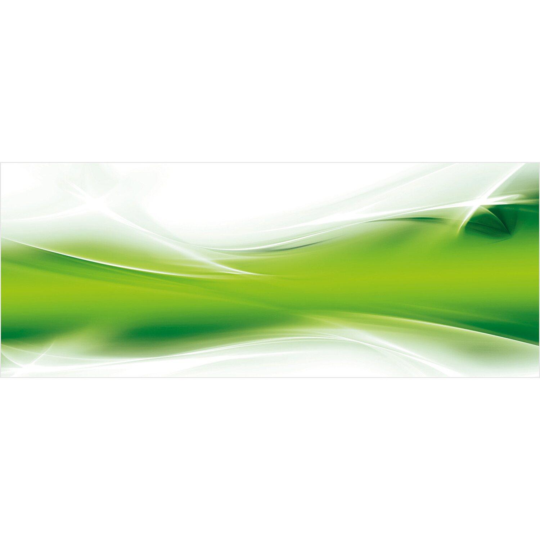 Eurographics  Deco Glass Green Stream 125 cm x 50 cm
