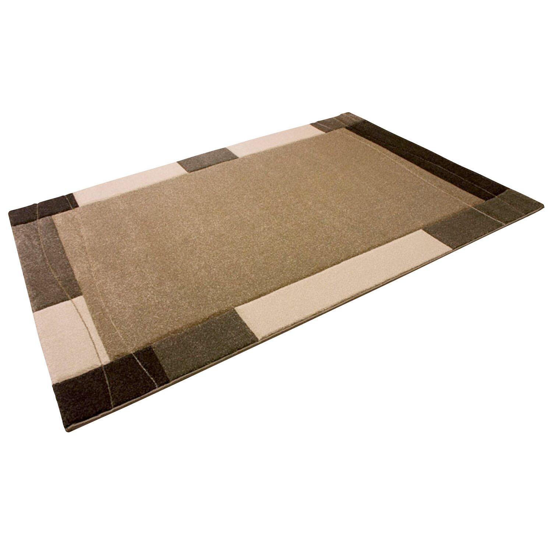 obi teppich zamora beige 140 cm x 200 cm kaufen bei obi. Black Bedroom Furniture Sets. Home Design Ideas