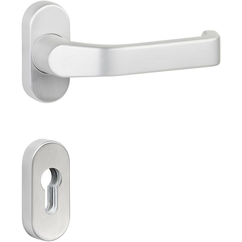 Türgriff-Set für Kunststofftüren Innen Weiß kaufen bei OBI