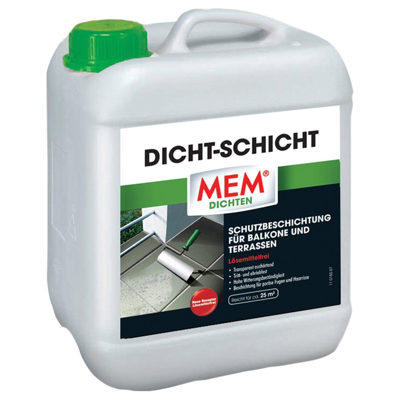 MEM Dicht-Schicht lösemittelfrei 5 l