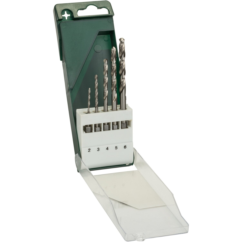 bosch metallbohrer set diy hss g mit 1 4 sechskantschaft. Black Bedroom Furniture Sets. Home Design Ideas