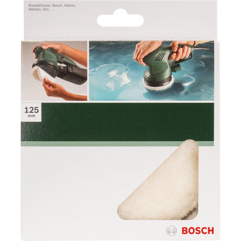 bosch lammwollhaube diy f r exzenterschleifer 125 mm kaufen bei obi. Black Bedroom Furniture Sets. Home Design Ideas