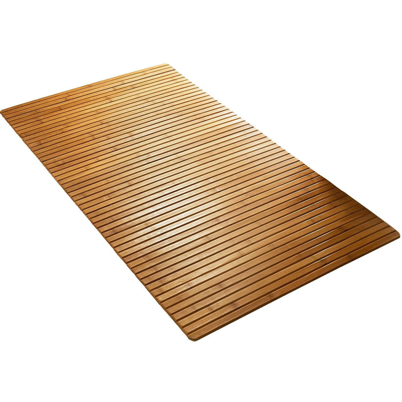Kleine Wolke Holzmatte Bambus Natur 60 Cm X 115 Cm Kaufen Bei Obi
