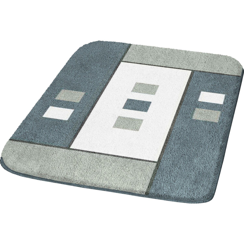 meusch badteppich grafiko schiefer 70 cm x 120 cm kaufen bei obi. Black Bedroom Furniture Sets. Home Design Ideas