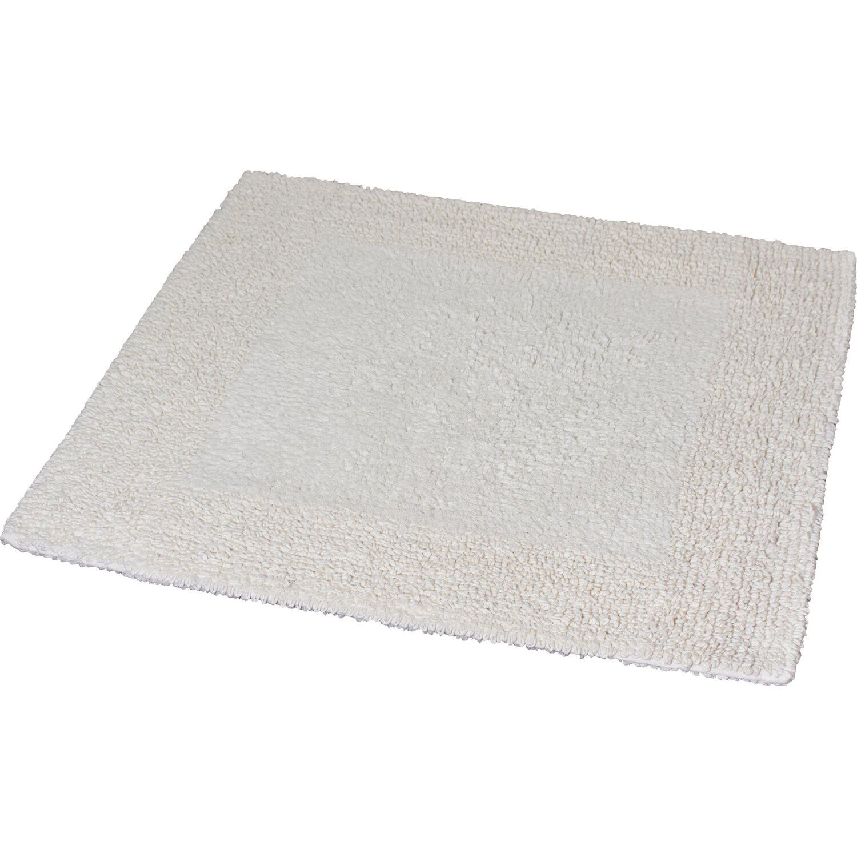 Kleine Wolke Badteppich Cotone Natur 50 cm x 50 cm