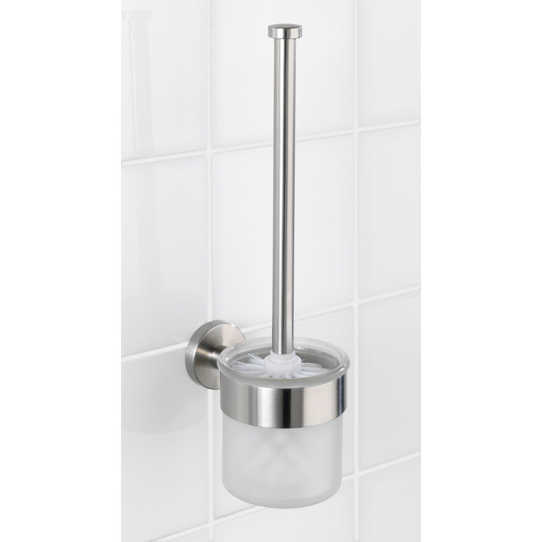 WENKO Turbo-Loc WC-Garnitur Bürstengarnitur Klobürstenhalter WC-Bürste B-Ware
