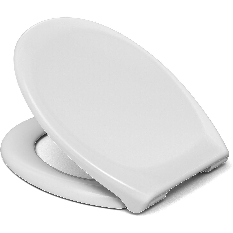 wenko deluxe wc sitz absenkautomatik ottone wei kaufen. Black Bedroom Furniture Sets. Home Design Ideas