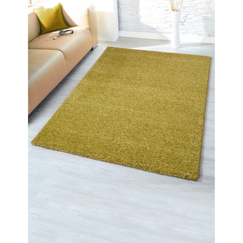 obi teppich segovia gr n 140 cm x 200 cm kaufen bei obi. Black Bedroom Furniture Sets. Home Design Ideas