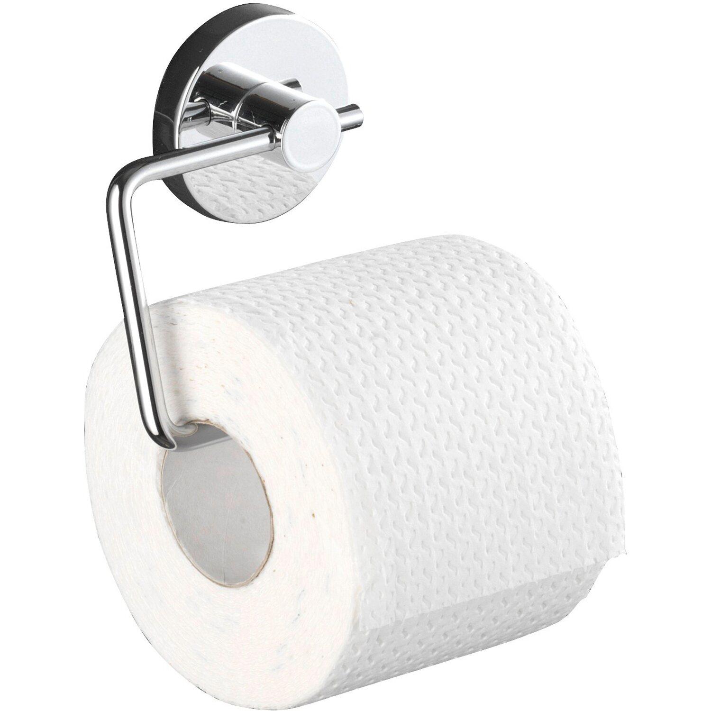 wenko vacuum loc toilettenpapierhalter milazzo chrom 2 teiliges set kaufen bei obi. Black Bedroom Furniture Sets. Home Design Ideas