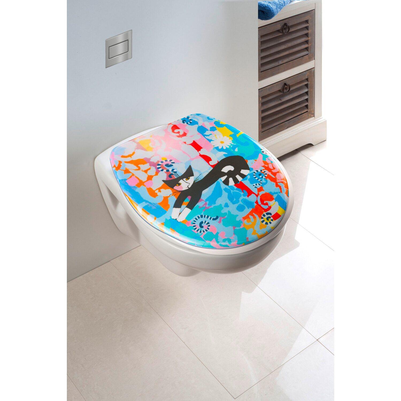 Wenko WC-Sitz Rosina Wachtmeister 4 cm x 45,5 cm x 38,5 cm kaufen ...