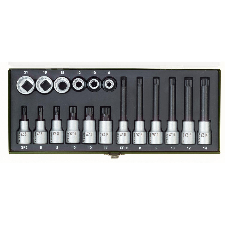 Proxxon Spezial-Steckschlüsselsatz für Vielzahn...