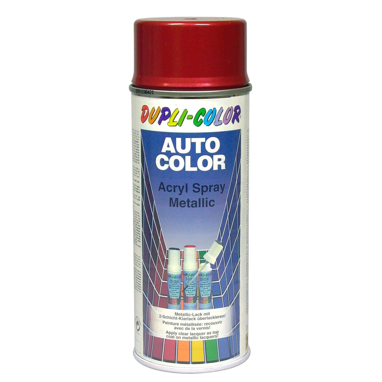 Dupli-Color Lackspray Auto Color 400 ml Rot 5-0280