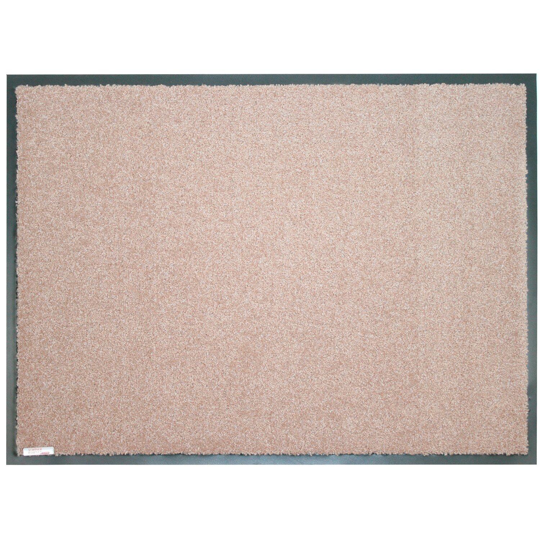 sch ner wohnen kollektion sauberlaufmatte sand 50 cm x 70. Black Bedroom Furniture Sets. Home Design Ideas
