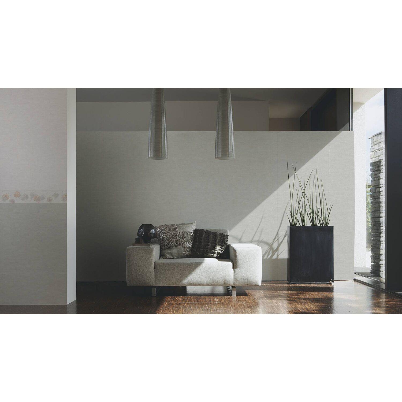 Schöner Wohnen 8 Vliestapete uni Grau kaufen bei OBI