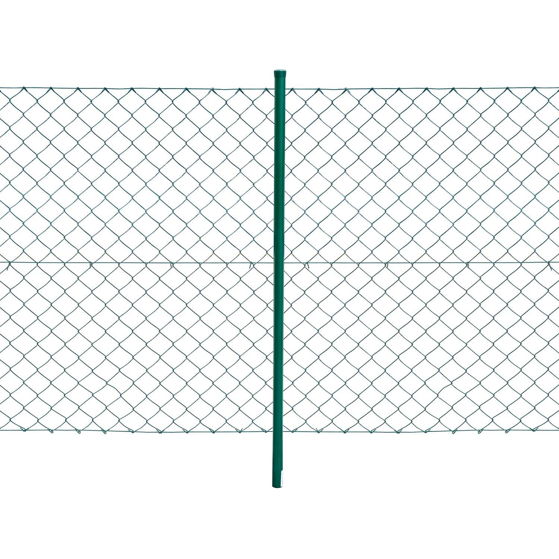 Maschendrahtzaun Ergänzungs-Set 1 m x 10 m Grün kaufen bei OBI