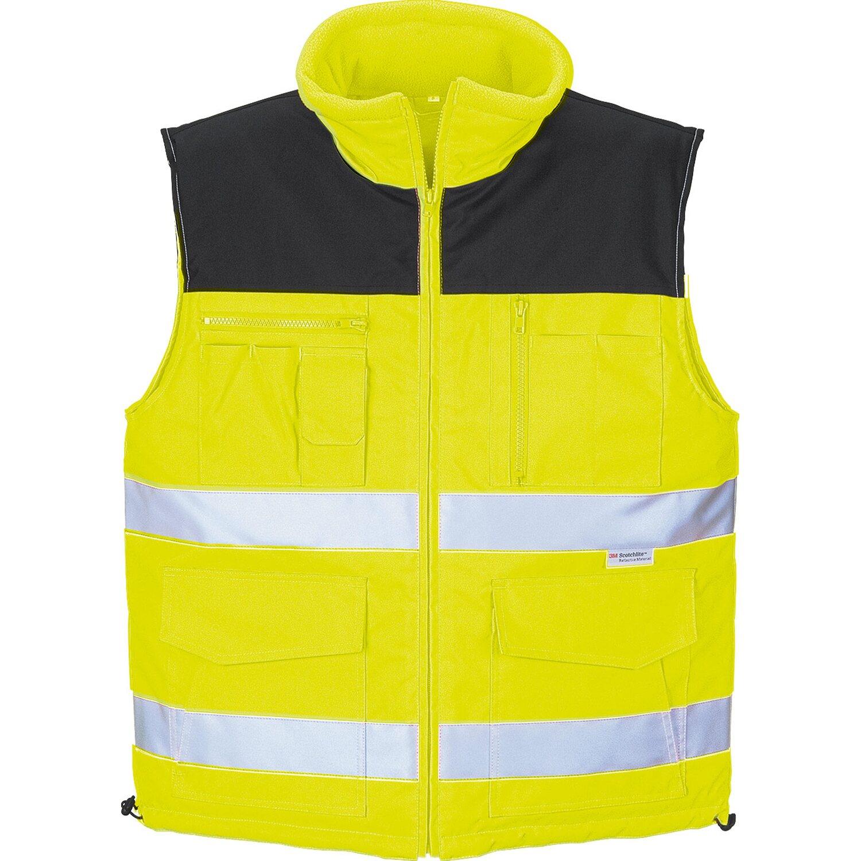 7eaa38fe4e27 Warnschutz-Weste TT Job Gelb Gr. M kaufen bei OBI