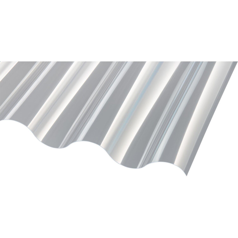 PVC Profilplatte 11 Mm P5 177 51 Klar 1250 X 920 Kaufen Bei OBI