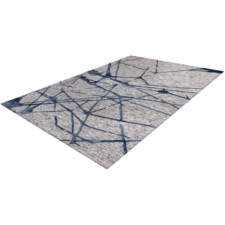 Arte Espina Teppich Damast 200 Grau-Blau 170 cm x 240 cm   Heimtextilien > Teppiche > Sonstige-Teppiche   Muster   Damast - Polyester   Arte Espina