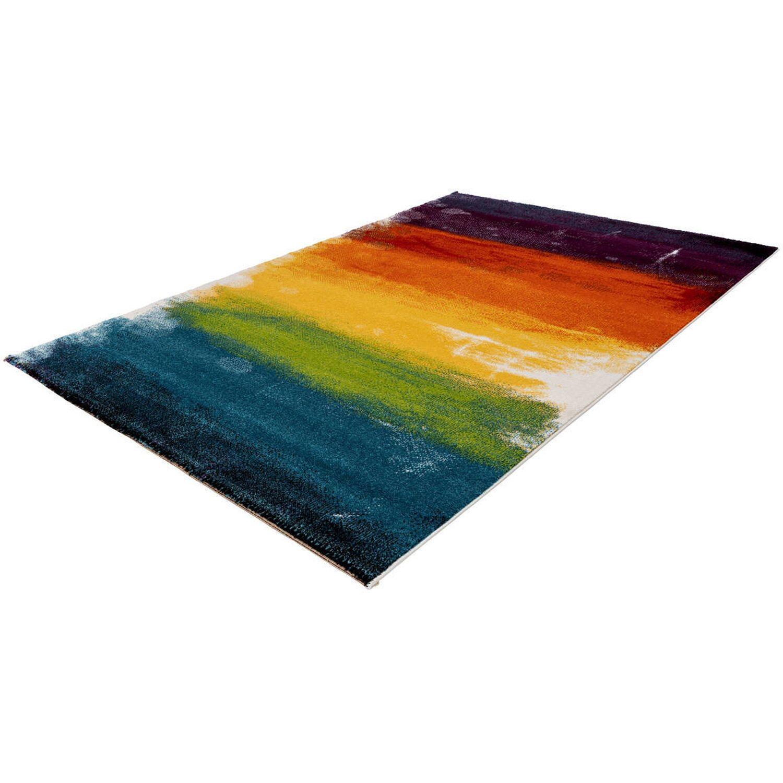 Kayoom Teppich Thailand Phayao Rainbow 80 cm x 150 cm   Heimtextilien > Teppiche > Sonstige-Teppiche   Kayoom