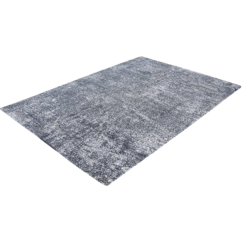 Kayoom Teppich Etna 110 Hellblau 200 cm x 290 cm   Heimtextilien > Teppiche > Sonstige-Teppiche   Hochglanz   Hochglanz - Poliert - Polyester   Kayoom