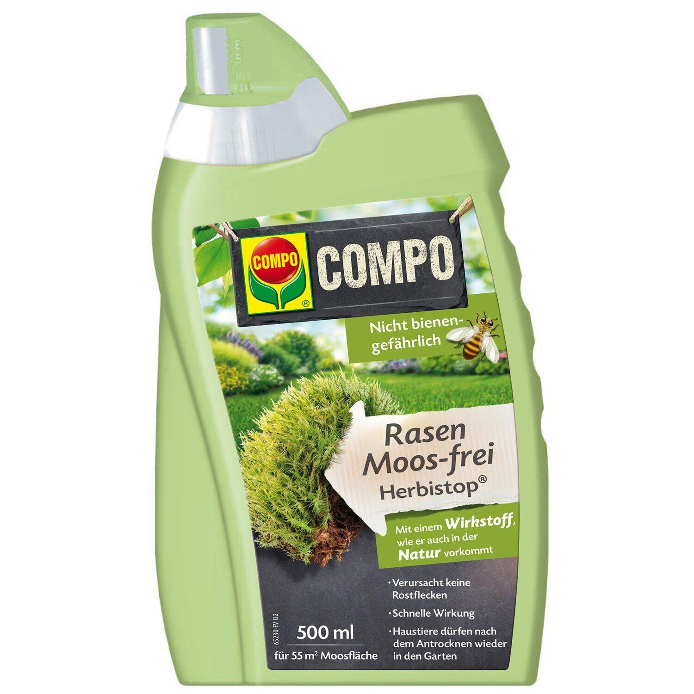 204c78a2eaf538 Compo Bio Rasen Moosfrei Herbistop 500 ml kaufen bei OBI