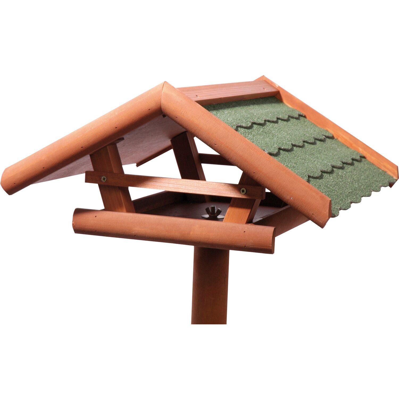 dobar vogelhaus panorama aus holz kaufen bei obi. Black Bedroom Furniture Sets. Home Design Ideas