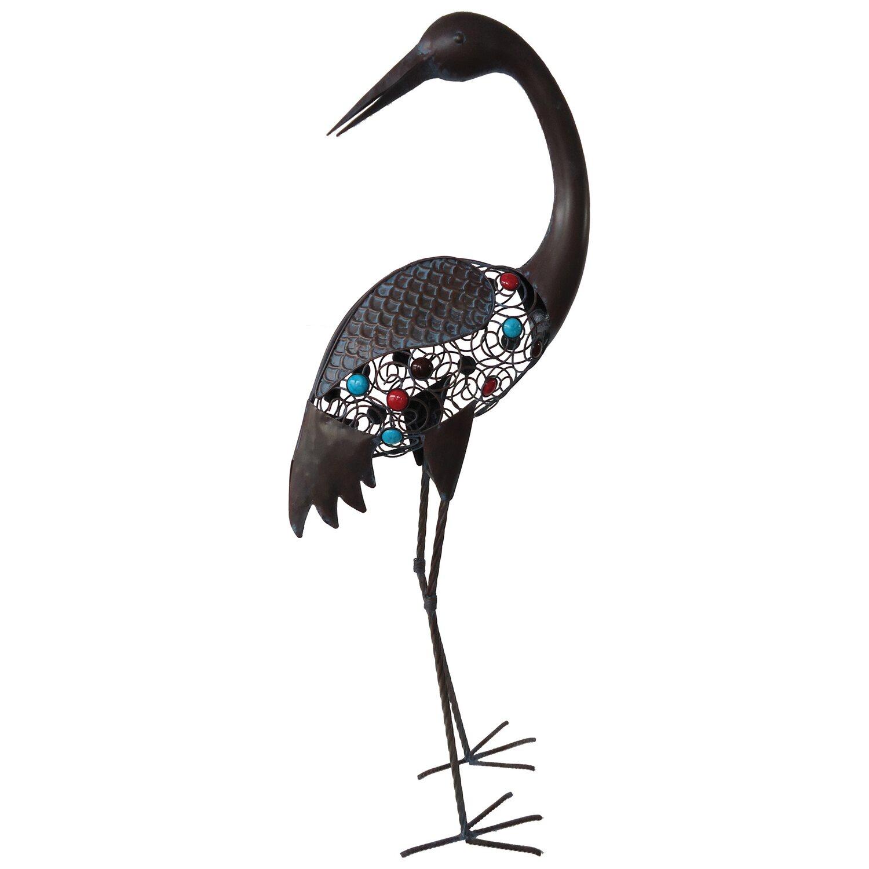 silex reiher metall 34 cm x 18 cm x 87 cm kaufen bei obi. Black Bedroom Furniture Sets. Home Design Ideas