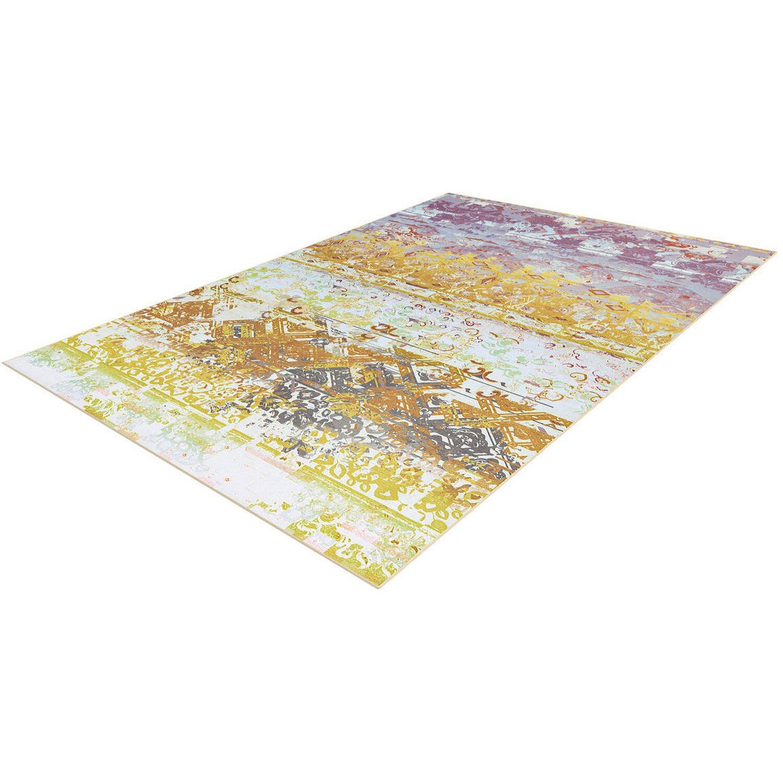 Arte Espina Teppich Flash 2707 Multicolor-Gelb 160 cm x 230 cm | Heimtextilien > Teppiche > Sonstige-Teppiche | Filz - Chenille - Polyester | Arte Espina