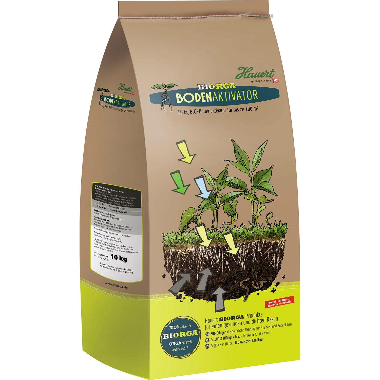 Hauert  Biorga Bodenaktivator 10 kg