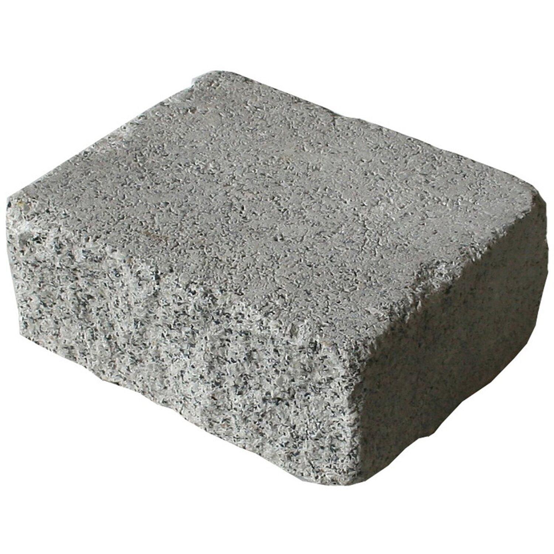 Sonstige Antik Mauerstein Granit-Hell 25 cm x 20 cm x 10 cm