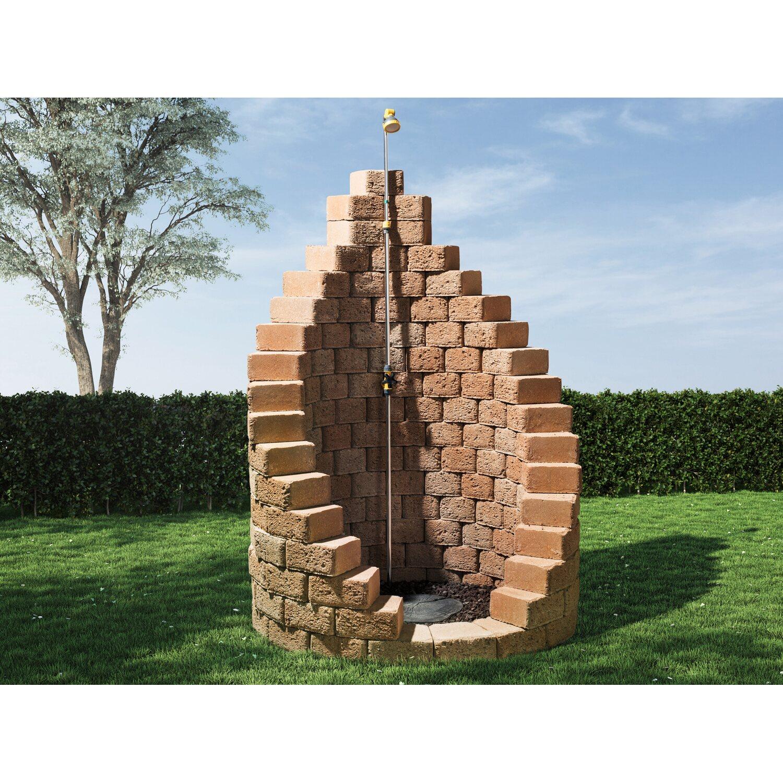 Bausatz Ehl Gartendusche Sand 123 Cm Kaufen Bei Obi