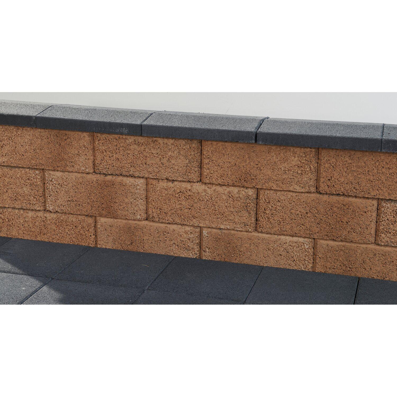 Mauer Planomur Normalstein Mediteran 50 Cm X 25 Cm X 20 Cm Kaufen