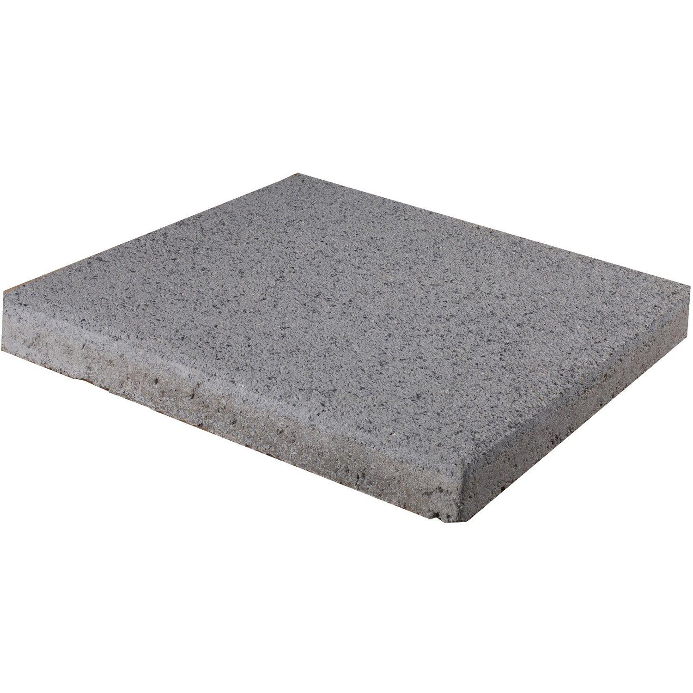 Terrassenplatte Sestino Beton Granit-Grau 40 cm x 40 cm x 5 cm