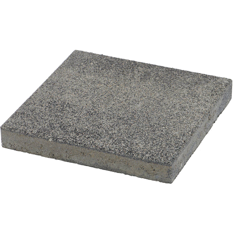 Terrassenplatte Sestino Beton GrauAnthrazitNuanciert Cm X Cm - Betonplatten 40x40x5 grau
