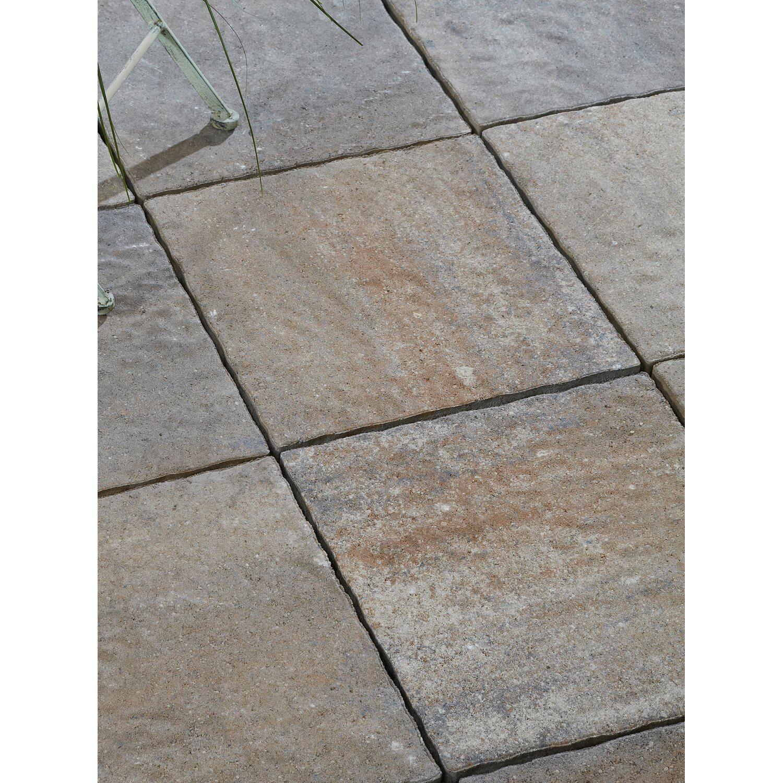 Terrassenplatte Talea Beton Naturbeige 40 Cm X 40 Cm X 5 Cm Kaufen