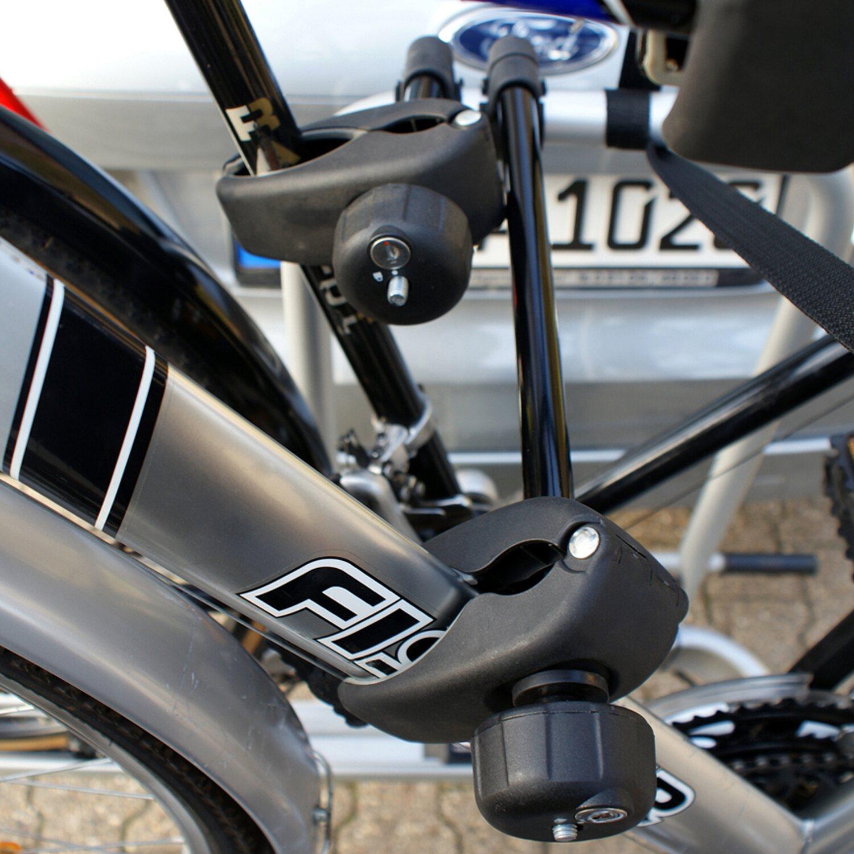 Auto & Motorrad: Teile Rahmenhalter für Fahrrad für Heckträger Rahmenhalterung Fahrradträger 30 cm