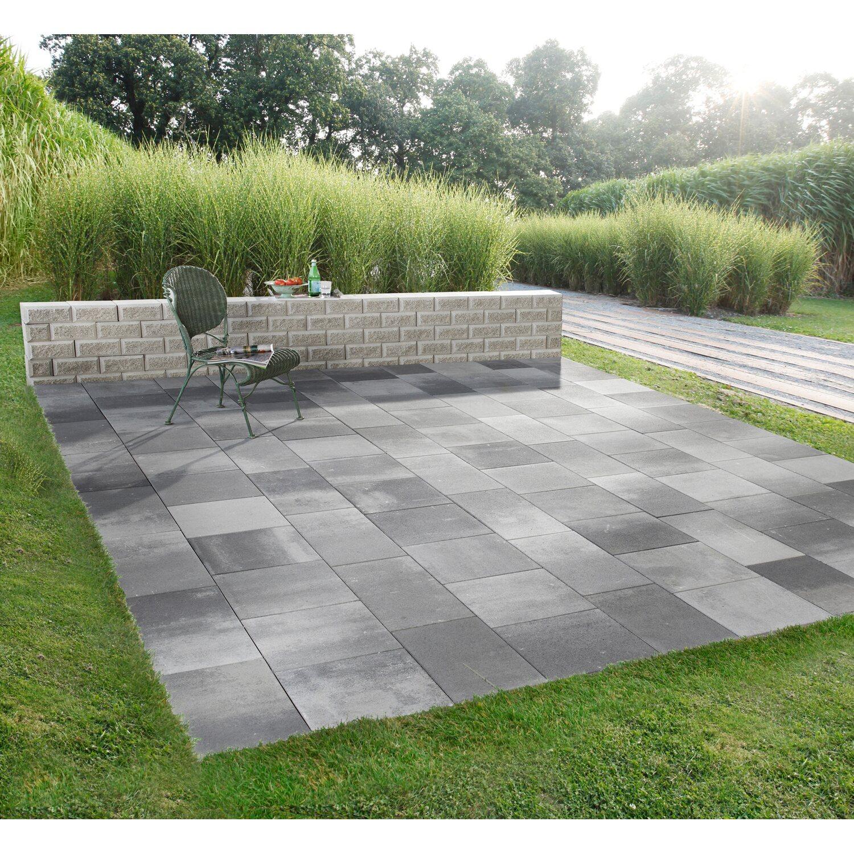 beton gehwegplatten 30x30 > gehwegplatte beton grau 30 x 30 x 5 cm