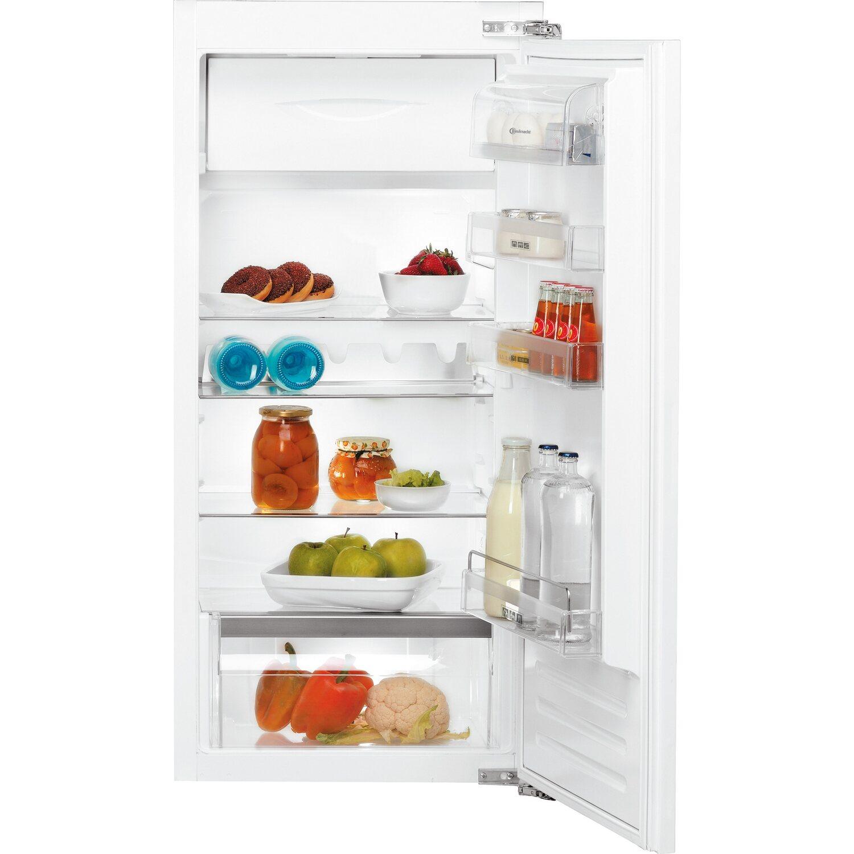 Bauknecht Einbau-Kühlschrank mit Gefrierfach EEK: A++ KVIE 2125 ...